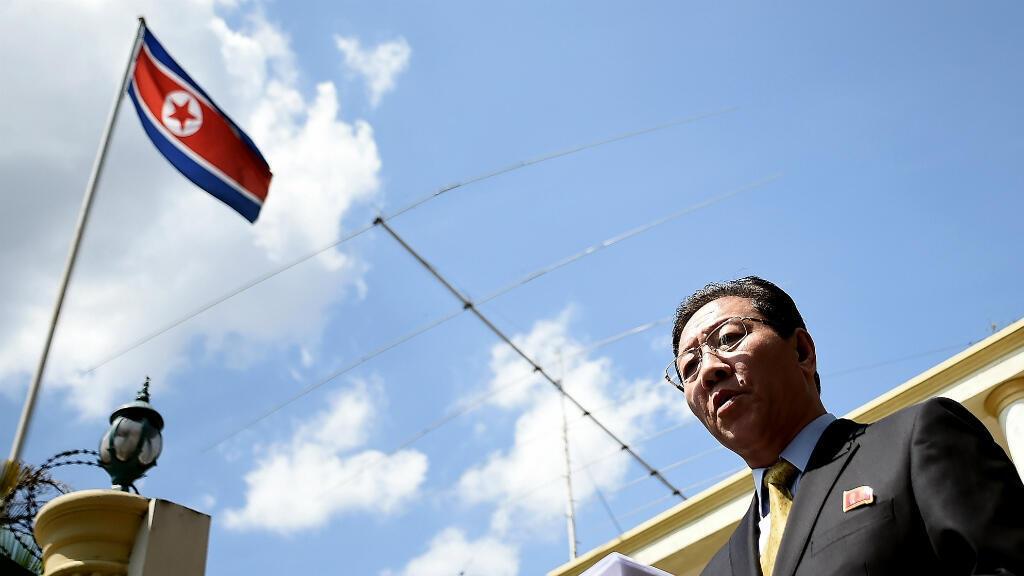 L'ambassadeur Kang Chol a quarante-huit heures pour quitter la Malaisie.