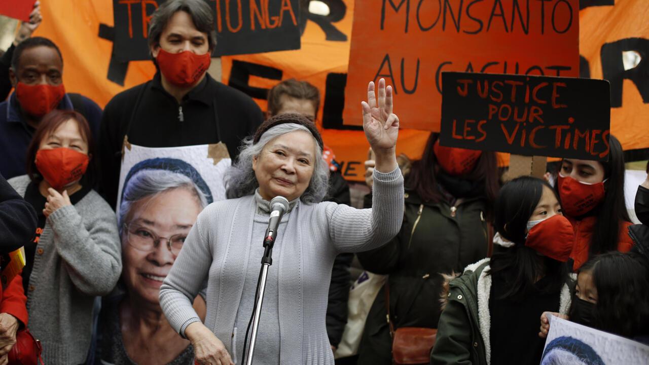 Declaran inadmisible la demanda de una franco-vietnamita por la producción del 'agente naranja'