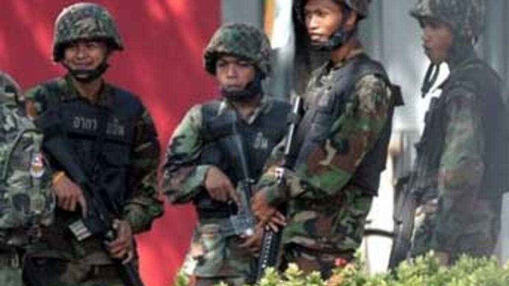 Thai army denies coup reports