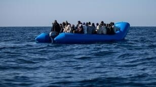 "More than 12,000 people have died since 2014 trying flee Libya to Europe by what the UN refugee agency calls the ""world's deadliest sea crossing"""