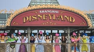 Disney hopes the reopening of its park in Shanghai will help temper the financial hit from coronavirus