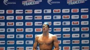 Le Français Clément Mignon à Rennes le 21 avril 2019