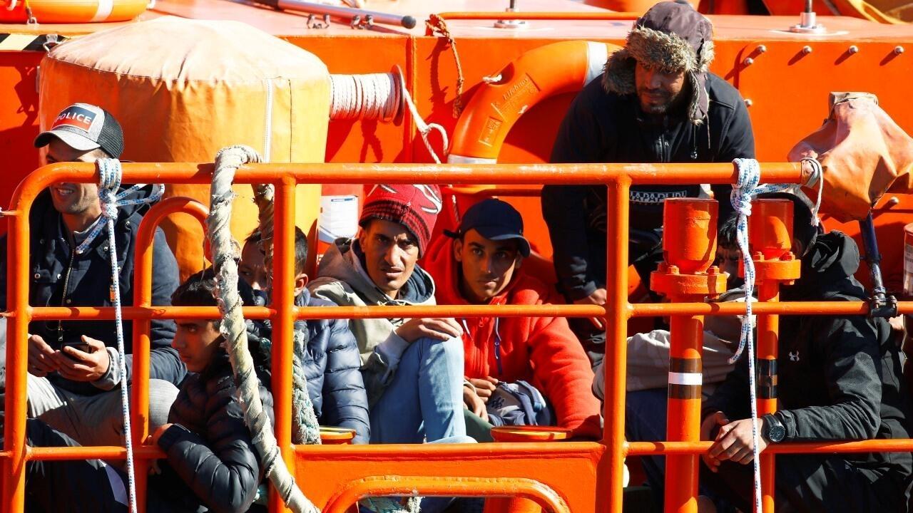 At least 43 African migrants drown off Libya, UN agencies say