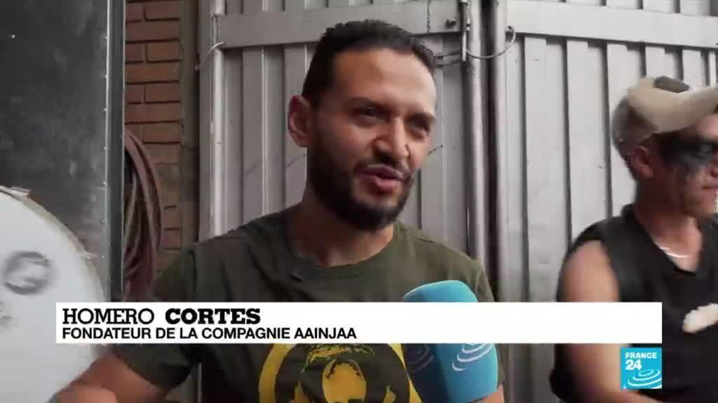 2021-05-17 08:43 Colombie : rencontre avec des figures de la contestation
