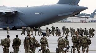 U.S. Army's 82nd Airborne Division North Carolina, U.S. January 23, 2020. REUTERS OK