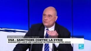 2020-06-17 17:01 Loi César : Washington lance une campagne de pression contre Damas