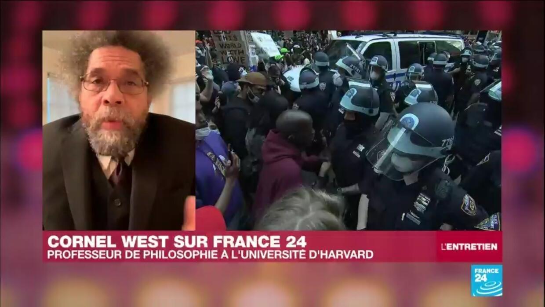 """Mort de George Floyd : les États-Unis à """"une croisée des chemins"""", selon le philosophe Cornel West"""