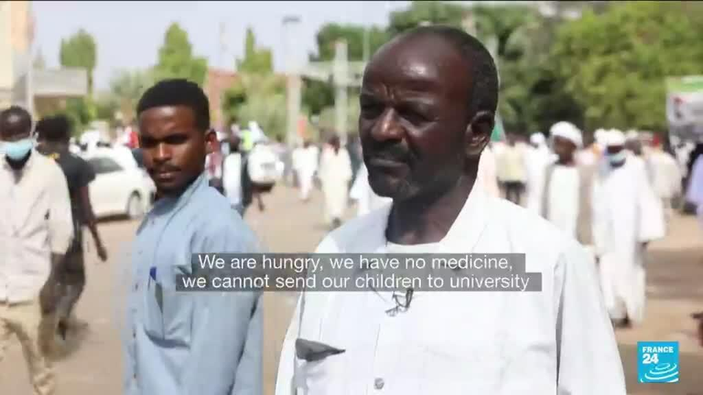 2021-10-25 14:07 Sudan economic challenges: Country grapples with growing economic crisis