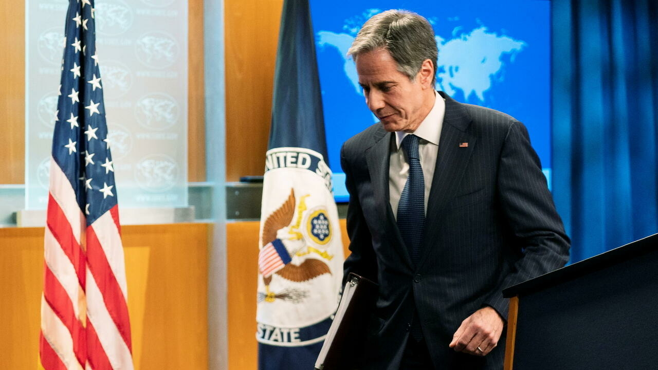 US will not sanction Saudi prince despite implicating him in murder of Khashoggi