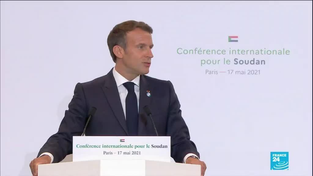 2021-05-17 17:05 La France fait un geste pour le nouveau Soudan démocratique