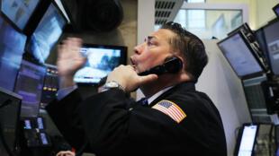 La Bourse de New York a baissé de plus de 10% depuis lundi 5 février.