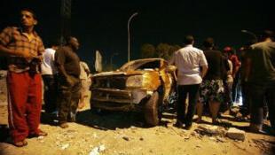 La violence croît à Benghazi depuis plusieurs jours.