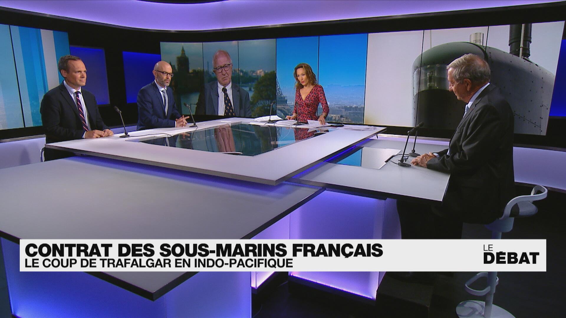 Le Débat de France 24 - jeudi 16 septembre 2021