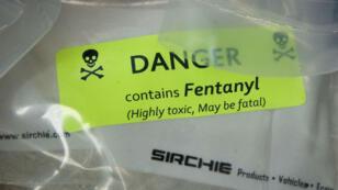 Le fentanyl est considéré comme l'une des causes principales d'overdose aux États-Unis.