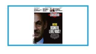 """L'ancien président Nicolas Sarkozy jugé pour """"corruption"""" présumée"""