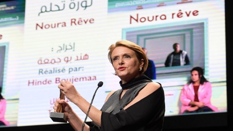 المخرجة التونسية هند بوجمعة