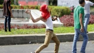 صدامات بين طلبة وعناصر الشرطة بسبب إصلاح يتناول الرواتب التقاعدية في ماناغوا