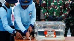 Caja Negra Indonesia
