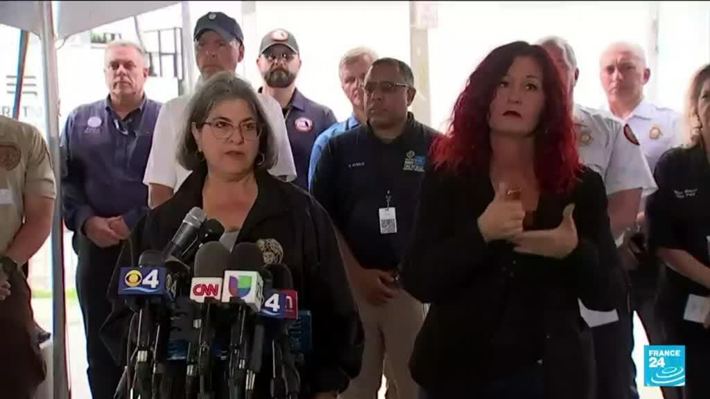 2021-07-08 11:42 'Zero chance' of finding survivors in collapsed Florida building, says official