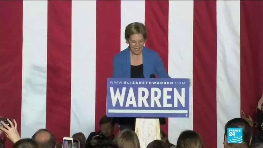 2020-03-06 10:09 Primaires démocrates : Elizabeth Warren abandonne sa campagne pour la présidentielle