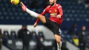 Manchester United midfielder Bruno Fernandes equalised at West Brom