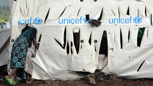The UN Children's Fund UNICEF is among the agencies accused