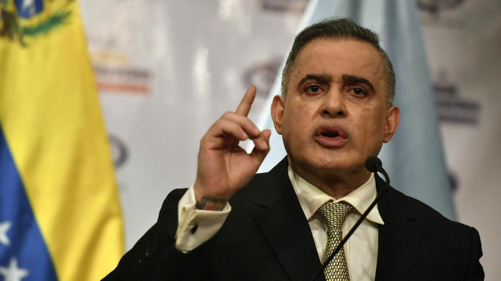 El fiscal General de Venezuela anunció una nueva investigación en contra de Juan Guaidó.