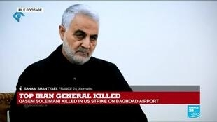 "2020-01-03 06:40 Top Iran general killed: ""This is indeed an act of war against Iran"""