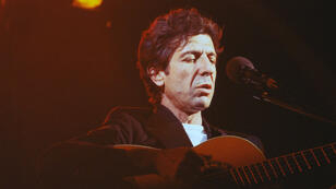 Léonard Cohen en 1979.