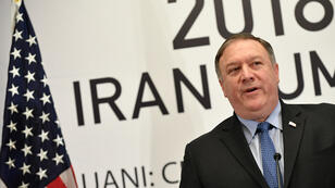 Le chef de la diplomatie américaine Mike Pompeo, à New York, le 25 septembre.