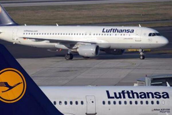 لوفتهانز مجموعة أوروبية عملاقة في مجال النقل الجوي