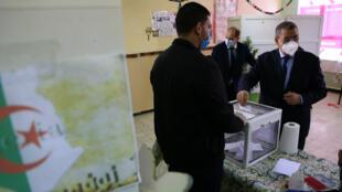 Algerie referendum