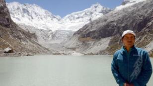 Un fermier péruvien accuse un géant de l'énergie d'être responsable de la fonte des glaces dans les Andes.