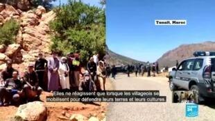 2020-05-15 11:12 Tensions entre berbères et nomades au Maroc à cause du surpâturage mené pendant le confinement