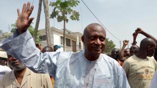 Jean-Pierre Fabre espère mettre fin à 50 ans de domination de la politique togolaise par la famille Gnassingbe.