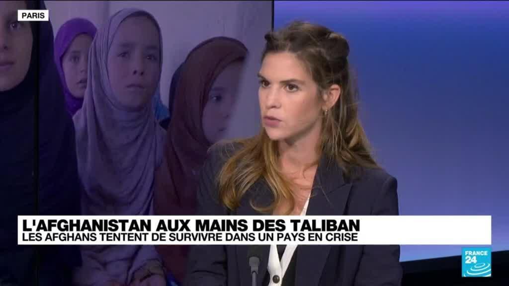 """2021-10-06 13:18 """"À Kaboul, des écoles clandestines pour les lycéennes se développent"""", raconte Solène Chalvon Fioriti"""