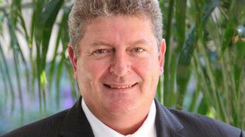 Bruno Marty, ex-ministre polynésien des Transports.