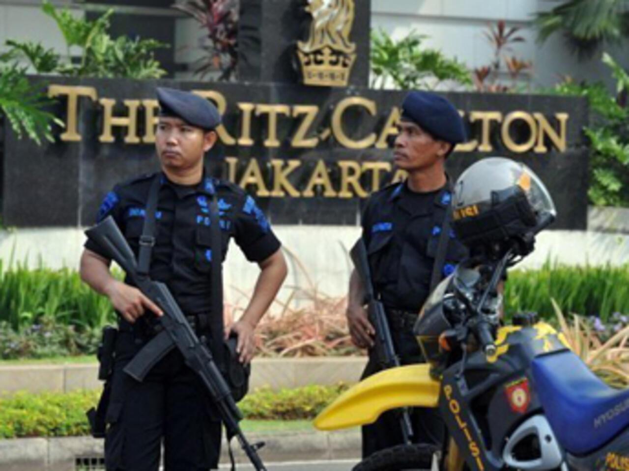 Obama Leads World Condemnation Of Jakarta Bomb Blasts