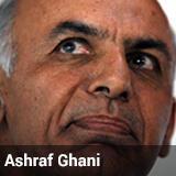 أشرف غني مرشح الانتخابات الرئاسية الأفغانية