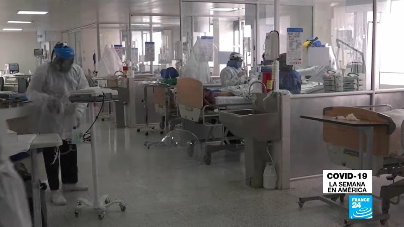 Covid19 La Semana en America Colombia foco pandemia