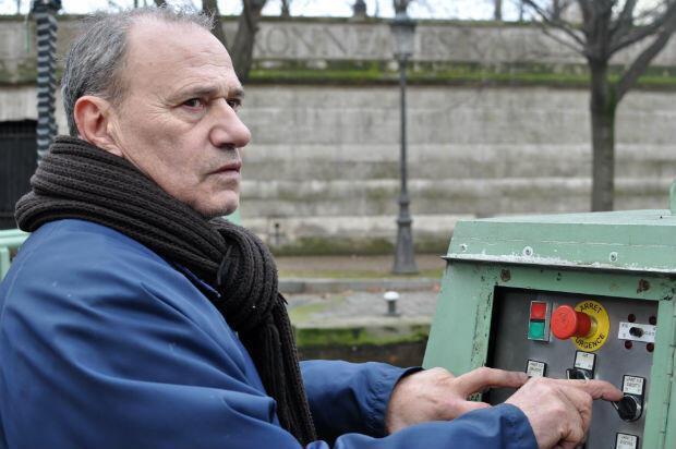 Joseph Tomasi, 60 ans, éclusier à Paris depuis 1989.
