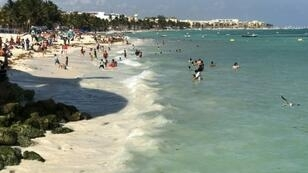 Playa del Carmen is a popular resort in Mexico, but has also been the scene of drug-related violence