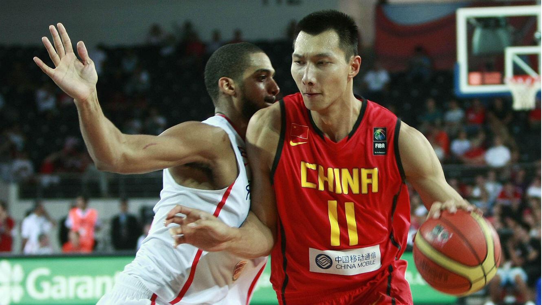 Le joueur Jianlin Yi.