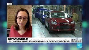 2020-04-01 09:12 Coronavirus : Chute historique du marché automobile français