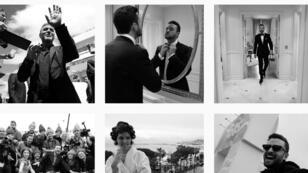 Le photographe Greg Williams poste les coulisses du Festival de Cannes 2016 sur Instagram.