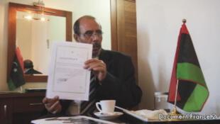Moftah Missouri, ancien traducteur personnel de Mouammar Kadhafi