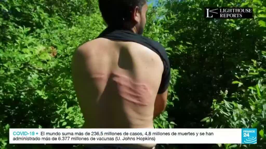 2021-10-07 22:39 Una investigación vuelve a enfocar la violencia contra migrantes en las fronteras europeas
