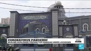 2020-04-23 10:11 World's Muslims contend with Ramadan in the time of confinement
