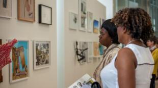 Les œuvres destinées à la vente sont visibles jusqu'au 24 juin à la Fondation Louis Vuitton.