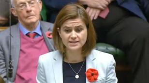 Jo Cox, 41 ans, avait été élue députée en 2015 dans le Yorkshire.